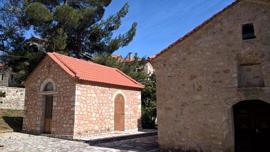 Agia Lavra Monastery: Παρεκκλήσι