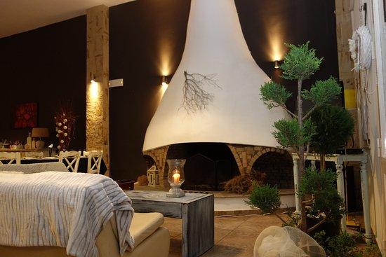 Sifnos, Grecia: Beautiful classy decor