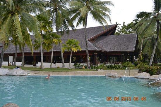 Nexus Resort & Spa Karambunai: nexus hotel piscina