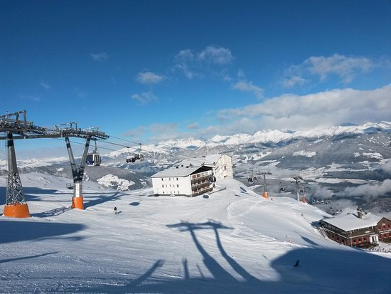 Tirol del sur, Italia: Kronplatz