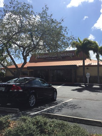 Photo of Italian Restaurant Anthony's Coal Fired Pizza at 1203 S Federal Hwy, Pompano Beach, FL 33062, United States