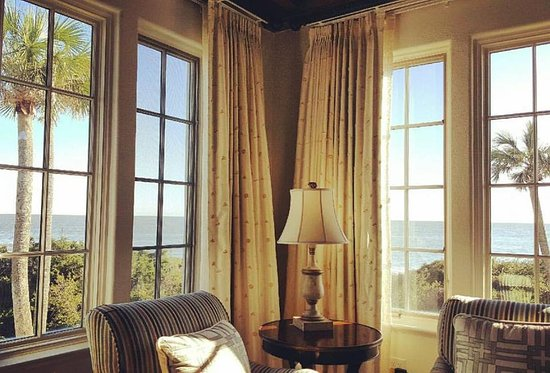 The Cloister at Sea Island: Corner room at the Cloister Residences