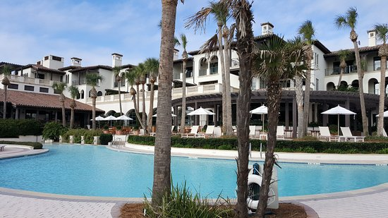 The Cloister At Sea Island Beach Club Pool