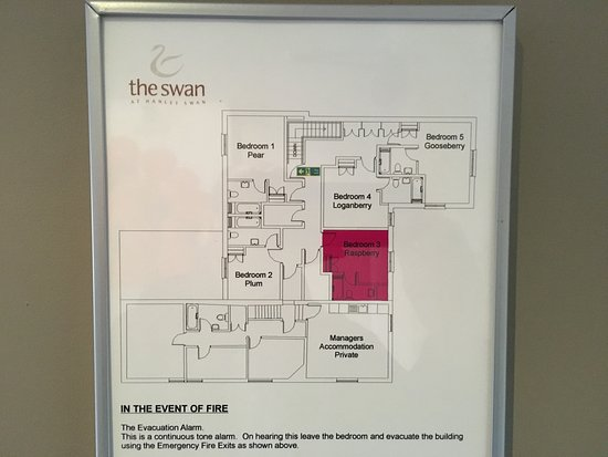 Hanley Swan, UK: Room details