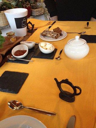 Le Renard d'Introd: colazione con gusto