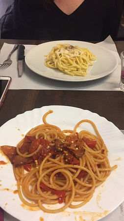 Ristorante l arte in fraschetta in roma con cucina cucina - Cucina romana roma ...