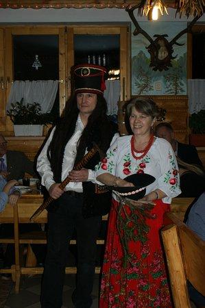 Bustryk, Polônia: Wigilia 2016