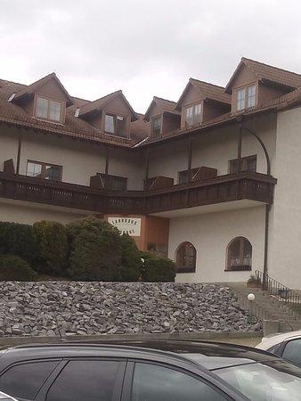Augustusburg, Germany: schönes Hotel sauber und einladend
