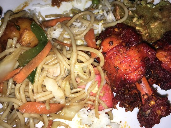 Sunny Isles Beach, FL: OMG. The best indian cuisine restaurant ever.  I tried everything from the buffet & everything i