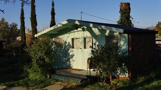 Orgiva, España: Our comfortable casita
