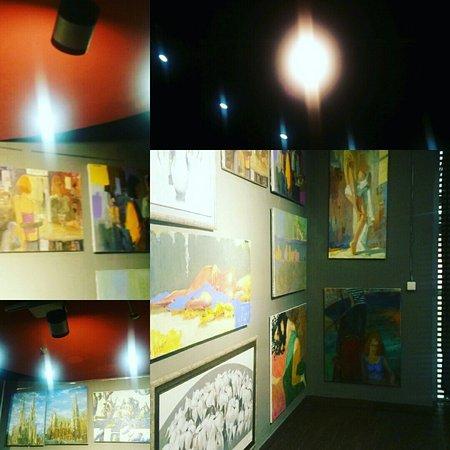 Caput Mortuum Art Gallery