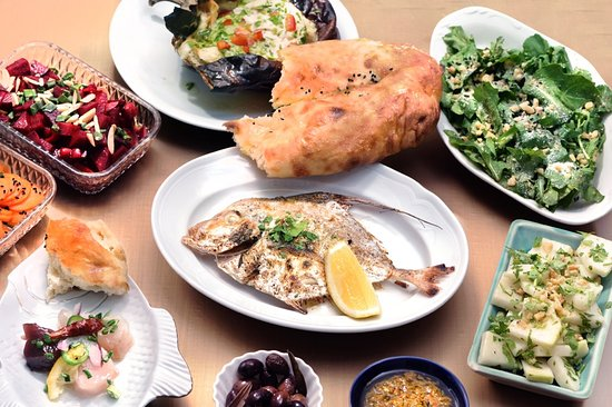 Savida Sea Food Bar: Fresh every day