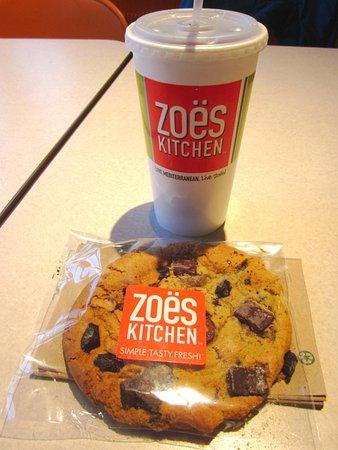 Zoes Kitchen Steak Stack steak stack sandwich - picture of zoes kitchen, newtown - tripadvisor