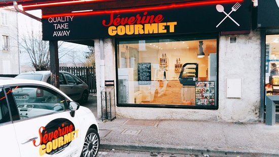 Boutique Severine Gourmet à Crolles Village