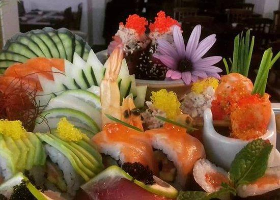 Rock'n Sushi : Menu Degustação RnS Shiin