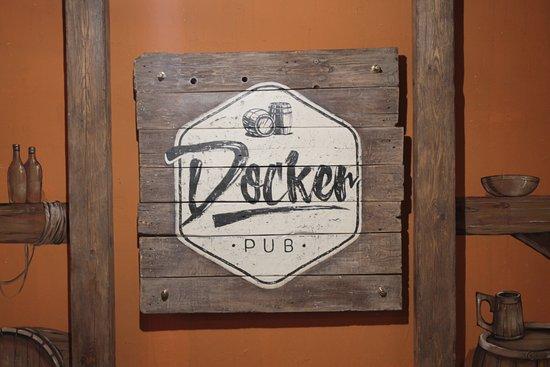 Pub Docker