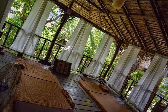 Tanaporn Massage House: Massage room