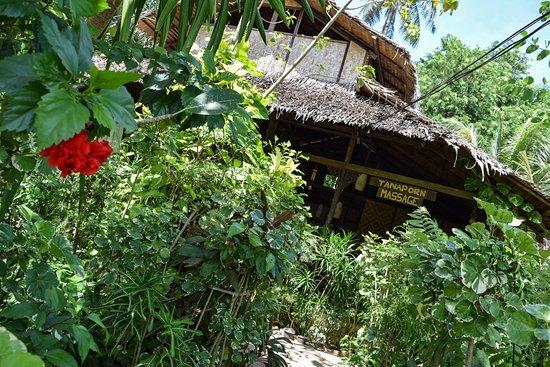 Tanaporn Massage House: Garden