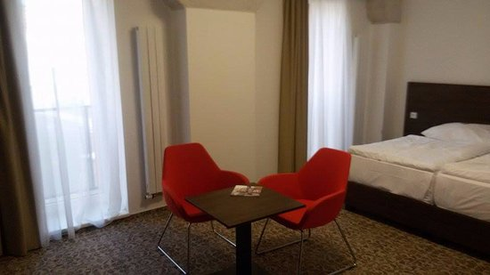 EA Business Hotel Jihlava Foto