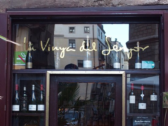 Photo of Spanish Restaurant La Vinya del Senyor at Placa De Santa Maria, 5, Barcelona 08003, Spain