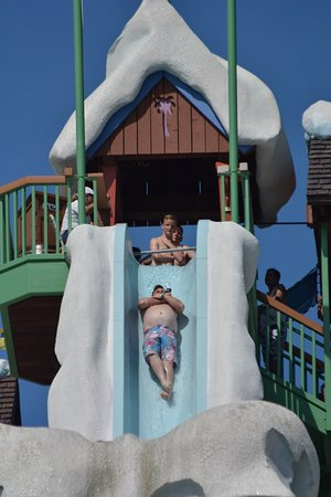 Park Wodny Disney's Blizzard Beach