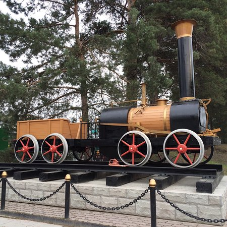 Novosibirsk Museum of the Railway Technology