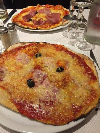 Les pizzas sont excellentes