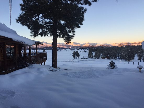 Best Views In Pagosa + Awesome Owners