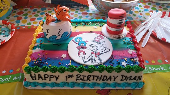 Dr Seuss Cake Picture Of Sweet To Eat Bakery And Cake Shop