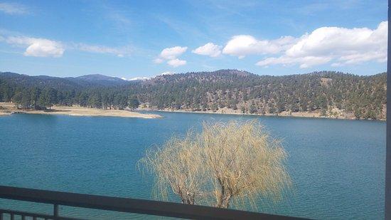 Mescalero, Nuevo Mexico: Lake View Room