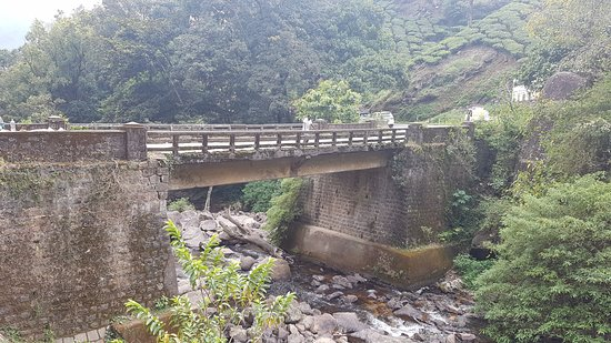 Marayur, Indien: Bridge view