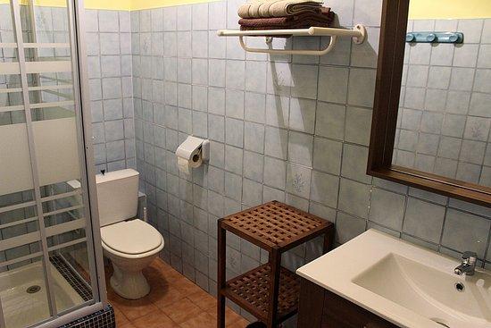 L'Auberge de Baudinard : Rénovation hiver 2017 de toutes les salles de bain