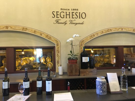 ‪Seghesio Family Vineyards‬
