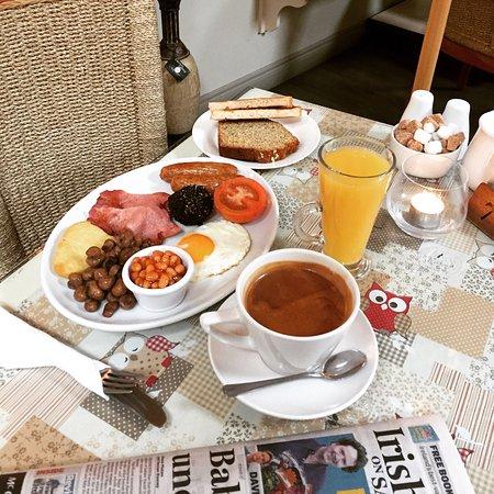 Birr, Irland: Breakfast 👌🏻