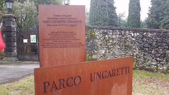 """Parco Ungaretti - Il Parco de """"Il Porto Sepolto"""""""