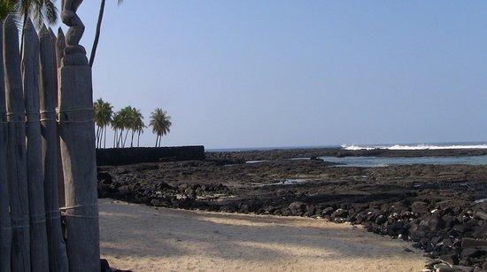 Honaunau, Havaí: Lava Cost