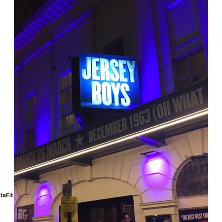 Jersey Boys London: photo0.jpg