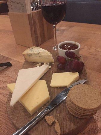 Cheese board!!