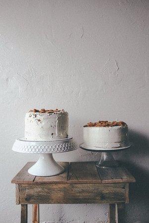 York, Южная Каролина: Pumpkin Cake & Carrot Cake
