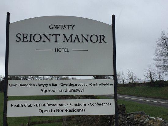 Seiont Manor Hotel: photo0.jpg