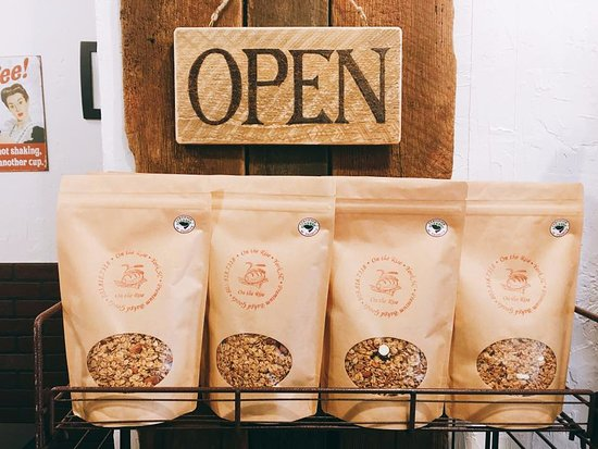 York, Carolina Selatan: Our Handmade Granola