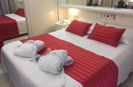 Atlantic Hotel Riccione: Perfetto
