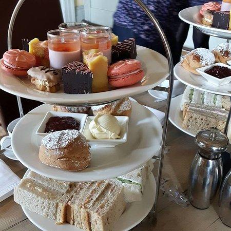 Kesgrave, UK: Afternoon tea