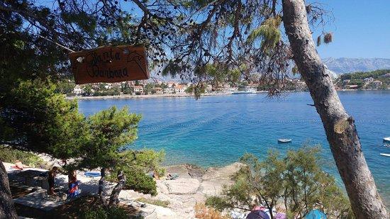 Sumartin, Croatia: Santa Barbara