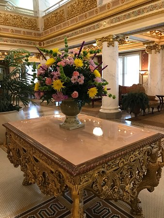 French Lick Springs Hotel: Various photos.