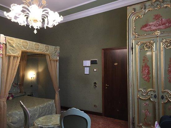 Hotel Al Ponte Mocenigo Resmi