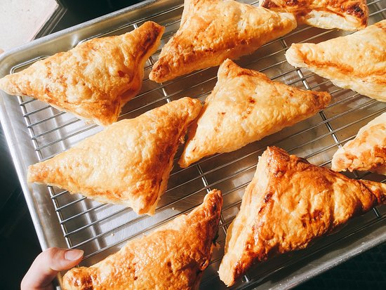 York, Carolina Selatan: Cherry Turnovers