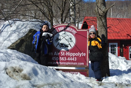 Saint Hippolyte, Canadá: de belles aventures vous attendent
