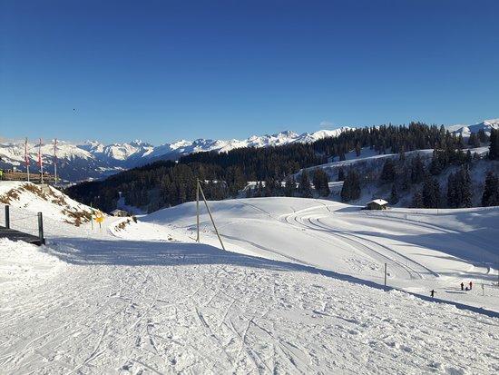 Bergbahnen Gruesch-Danusa