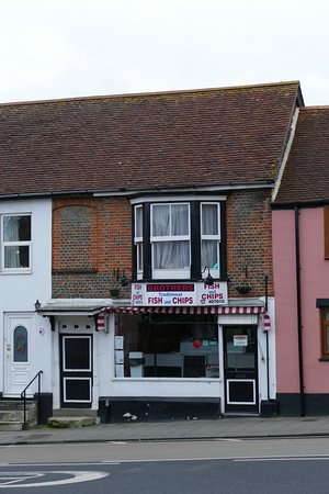 Brothers Fish and Chips, Brading.